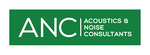 Acoustics and noise consultants logo