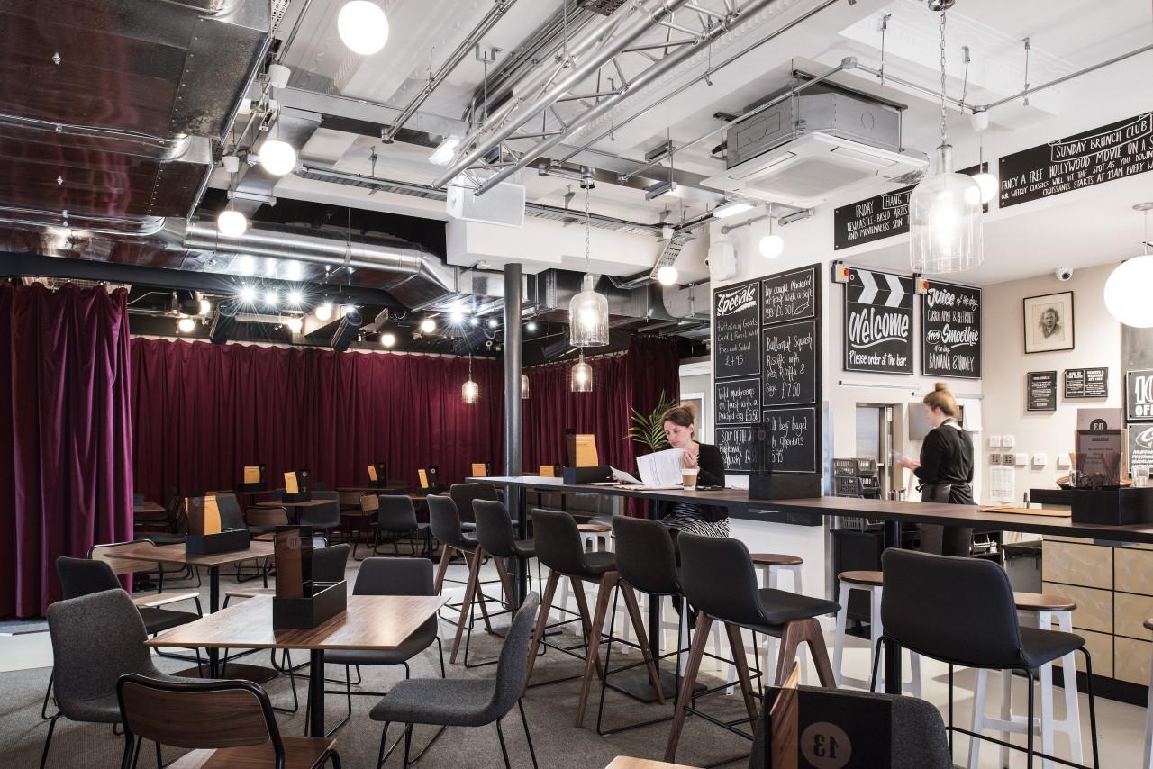 Tyneside cinema cafe bar